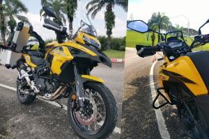 Rebiu pemilik: Benelli TRK502X V2, ia tidak berat, ia sahabat karib saya!