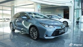 2019 Toyota Corolla Altis 1.8E Exterior 005