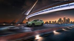 2020 Bentley Bentayga V8 Normal Edition Exterior 013