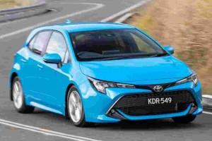 Launching in Malaysia in 2020: The CKD Toyota Corolla Cross will fight the Honda HR-V, Subaru XV