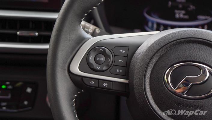 2021 Perodua Ativa 1.0L Turbo AV Special Metallic Interior 004
