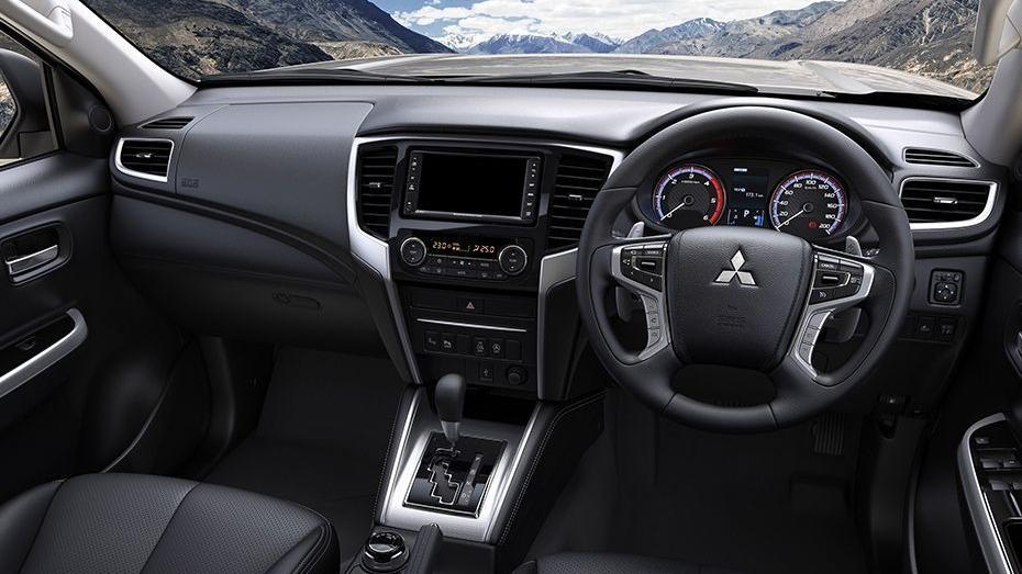 Mitsubishi Triton (2019) Interior 001