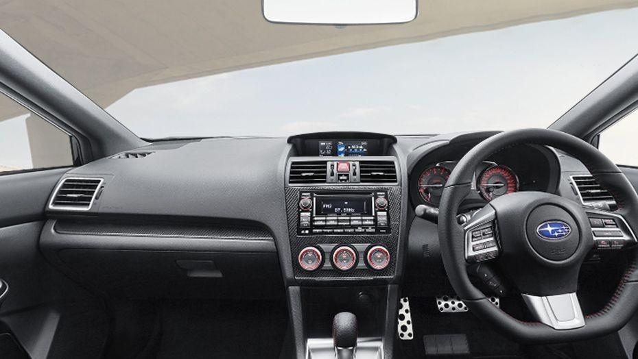 Subaru WRX (2017) Interior 001