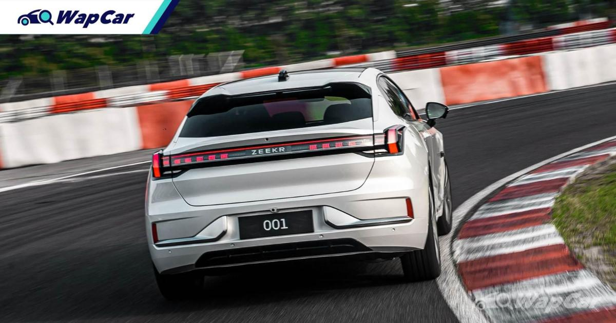 Geely's 200,000 km EV battery reliability claim – valid for Malaysia? 01