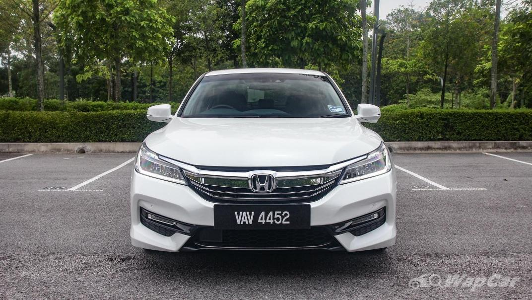 2018 Honda Accord 2.4 VTi-L Advance Exterior 036