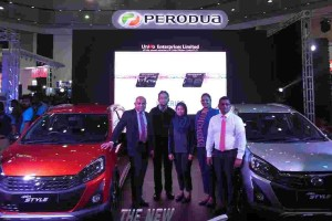 New Perodua Axia Style more than doubles its price upon arriving in Sri Lanka