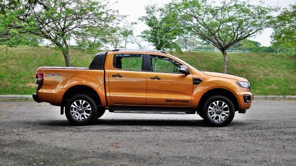 2018 Ford Ranger 2.0 Bi-Turbo WildTrak 4x4 (A) Exterior 004