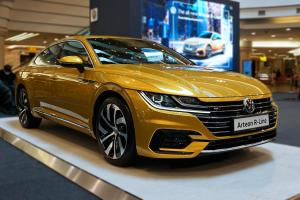 2020 Volkswagen Arteon, what does RM 20k get you over the Passat?
