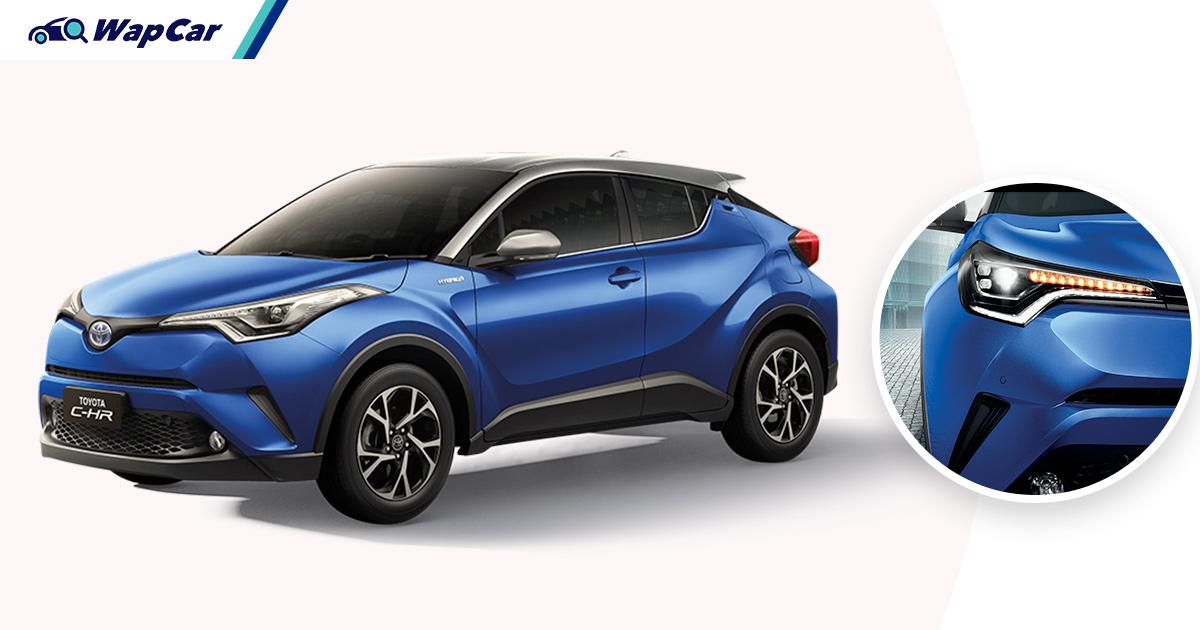 Discontinued in Malaysia, Thailand cuts price for 2021 Toyota C-HR 01