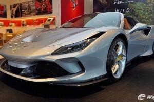 Ferrari F8 Spider dilancarkan di Malaysia. Mampu memecut 0-100 km/j bawah 3 saat!