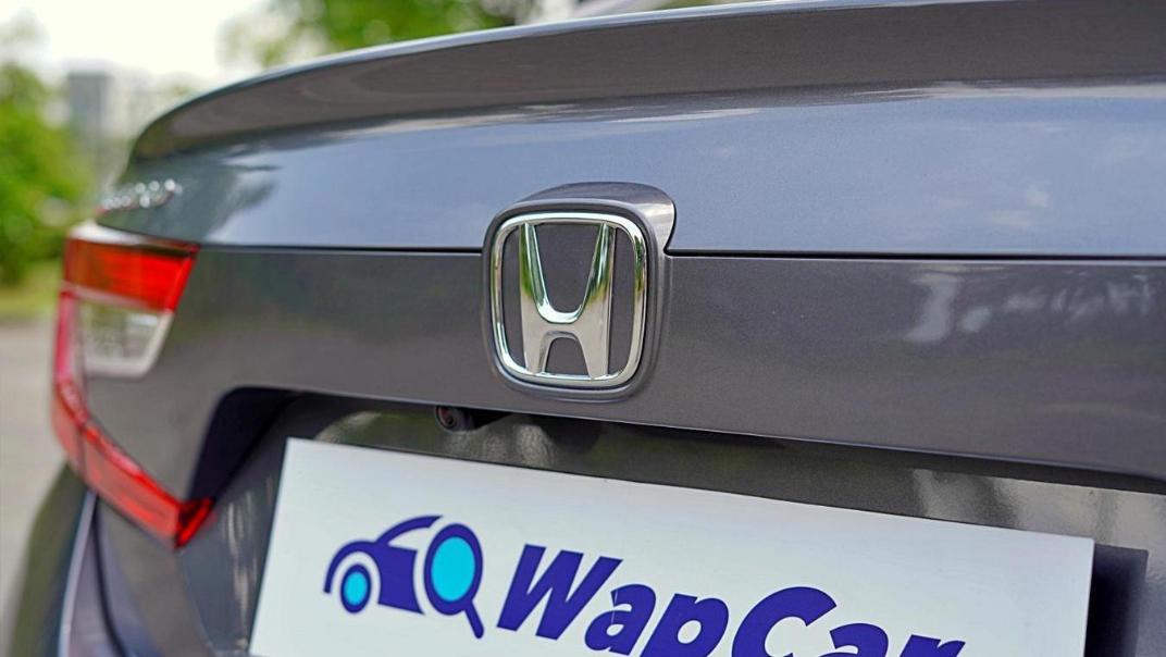 2020 Honda Accord 1.5TC Premium Exterior 022