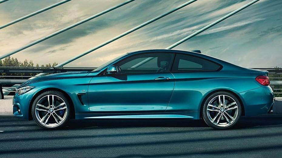 BMW 4 Series Coupe (2019) Exterior 006