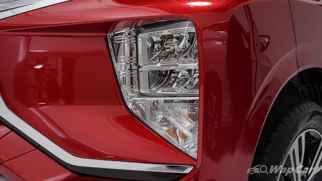 2020 Mitsubishi Xpander 1.5 L Exterior 020