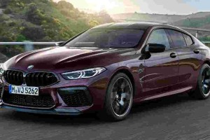 Behold the BMW M8 Gran Coupe, BMW M is on the roll