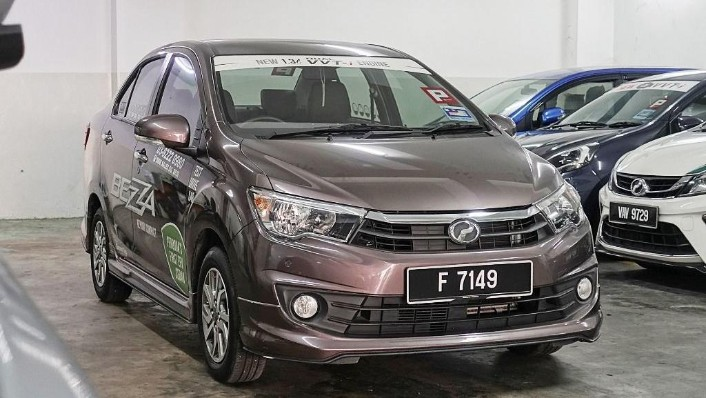 2018 Perodua Bezza 1.3 Advance Exterior 003