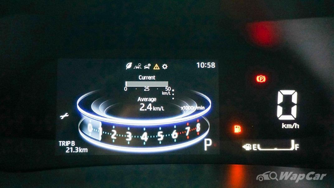 2021 Perodua Ativa 1.0L Turbo AV Interior 025