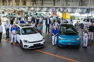 VW's legendary Zwickau plant to only produce electric vehicles
