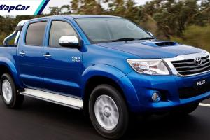 Toyota Hilux generasi ke-7: Kini serendah RM 58k – baloi angkat second hand?