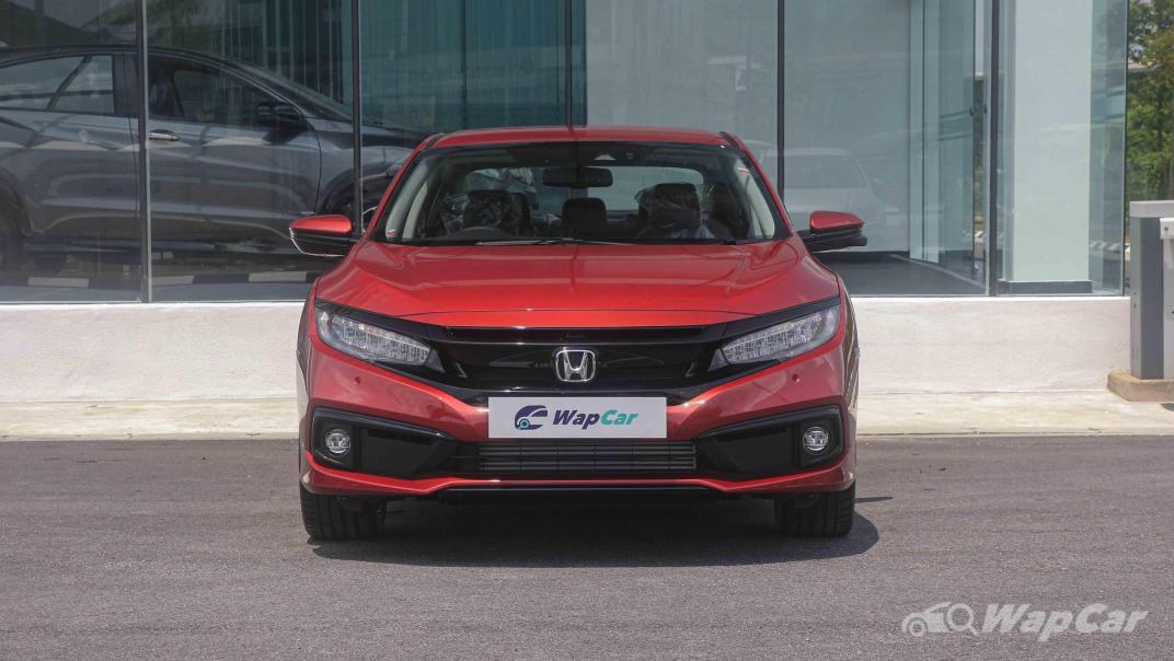 2020 Honda Civic 1.5 TC Premium Exterior 067