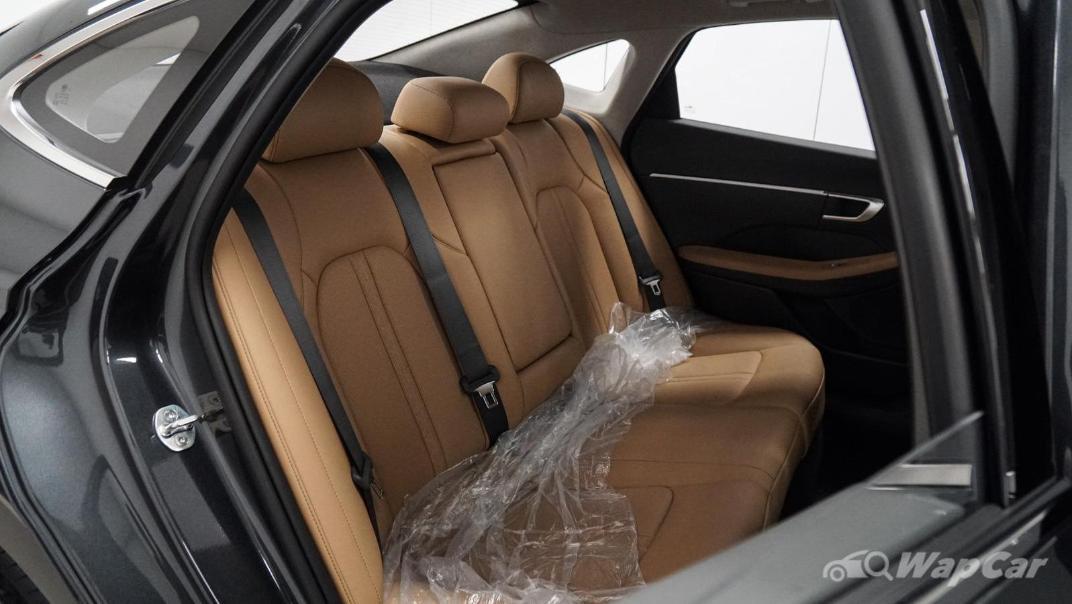 2020 Hyundai Sonata 2.5 Premium Interior 100