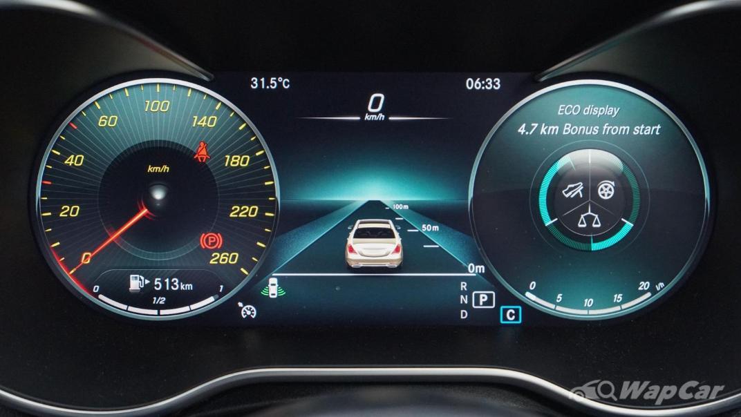2020 Mercedes-Benz C-Class C 200 AMG Line Interior 012