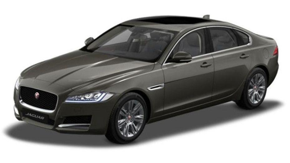 Jaguar XF (2017) Others 002