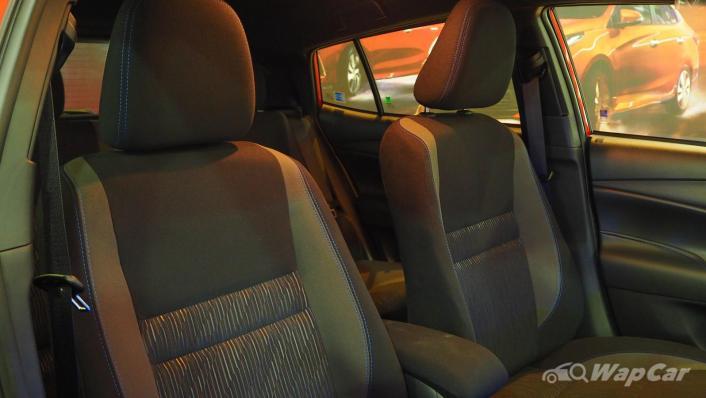 2021 Toyota Yaris 1.5G Interior 001