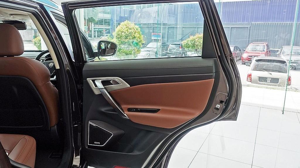 2018 Proton X70 1.8 TGDI Premium 2WD Interior 071