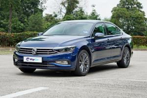 Ratings: 2020 Volkswagen Passat 2.0 TSI Elegance - Good score in fuel consumption, 186 pts overall