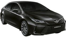 2019 Toyota Corolla Altis 1.8E Exterior 007