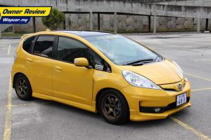 "Owner Review: The hybrid system failed so I decided to engine swap my car - My Honda Jazz/Fit ""Hybrid"" RS"