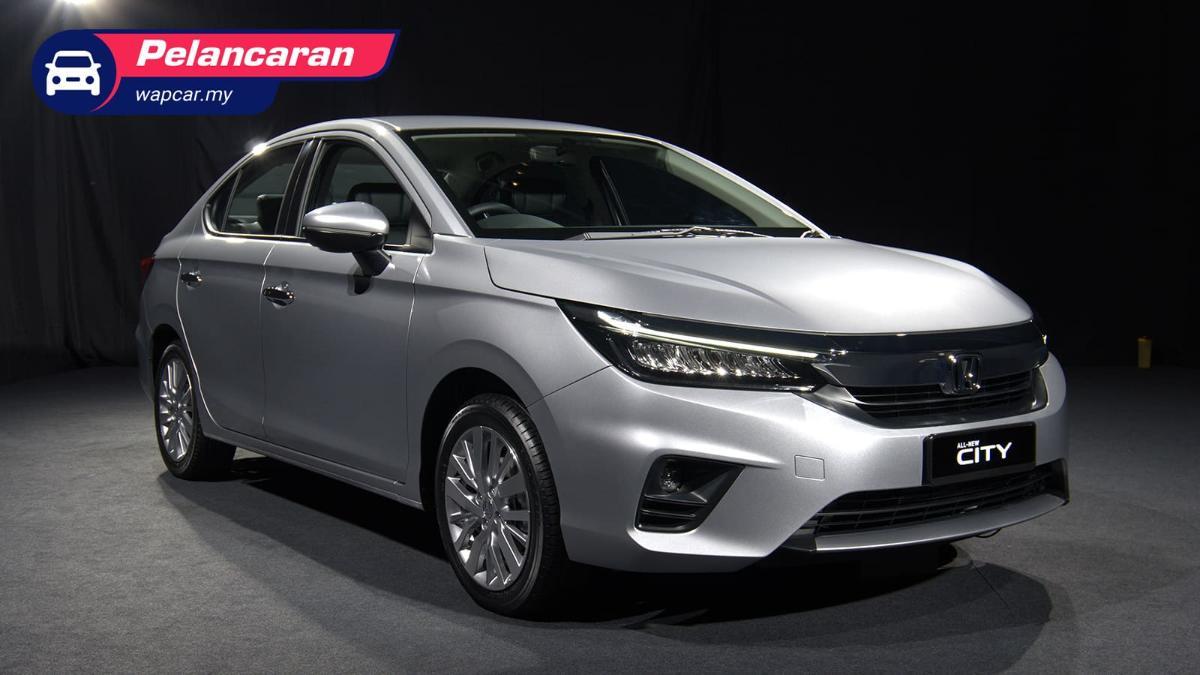 Soalan Lazim: Segalanya tentang Honda City 2020 GN-Series serba baru! 01