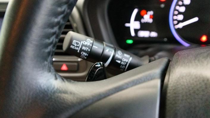 2019 Honda HR-V 1.5 Hybrid Interior 005
