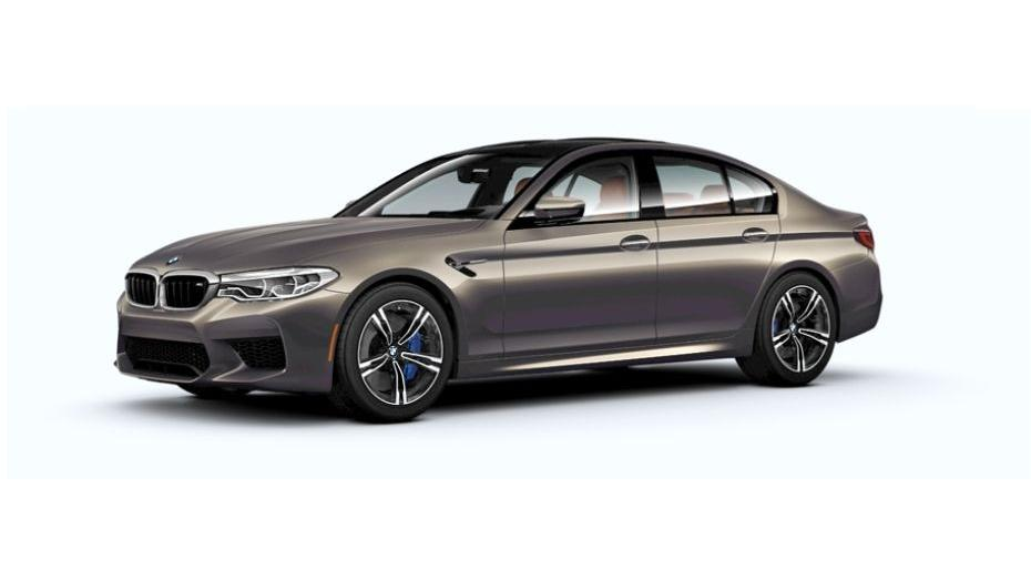 BMW M5 (2019) Others 004