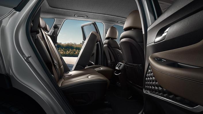 Hyundai Santa Fe (2019) Interior 008