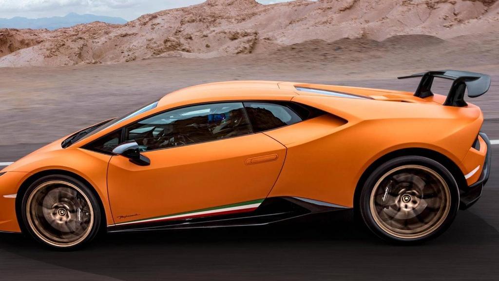Lamborghini Huracán (2017) Exterior 017