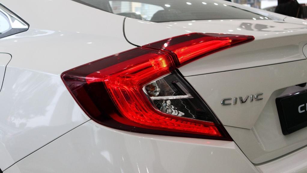 2018 Honda Civic 1.5TC Premium Exterior 031