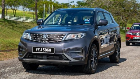 2020 Proton X70 1.8 Executive 2WD Price, Reviews,Specs,Gallery In Malaysia | Wapcar