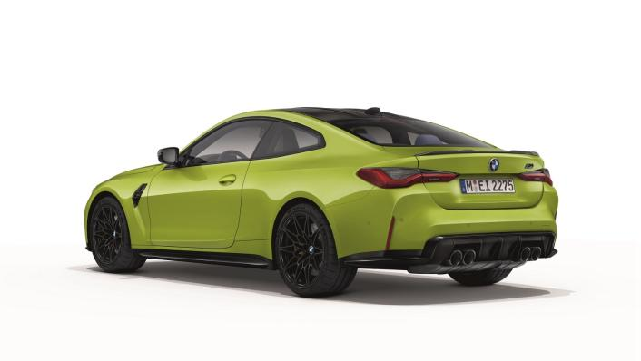 2021 BMW M4 Competition Coupe Exterior 003