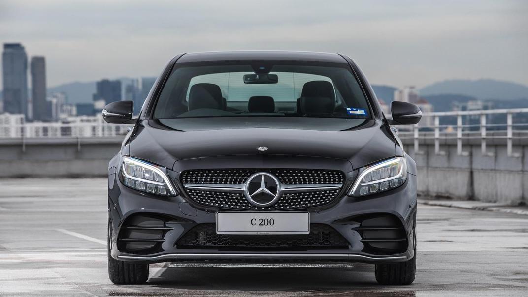 2020 Mercedes-Benz C-Class C 200 AMG Line Exterior 003