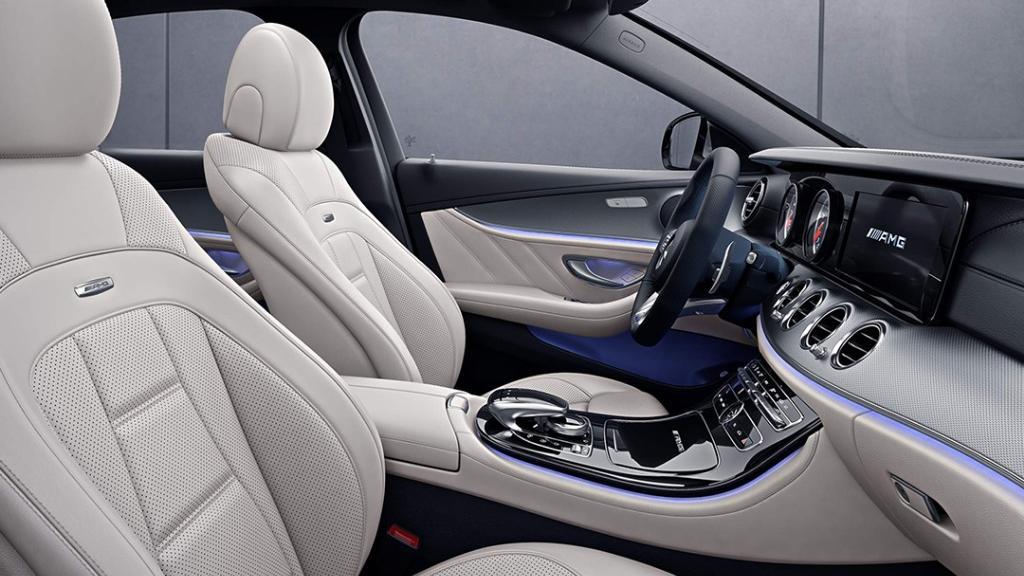 Mercedes-Benz AMG E-Class (2019) Interior 004