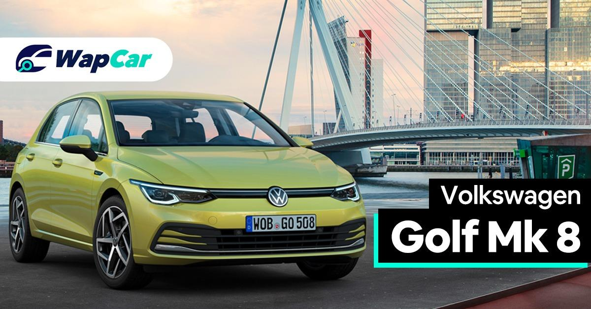 All New 2020 Volkswagen Golf Mk8 Not Expected In Malaysia Until 2021 Wapcar