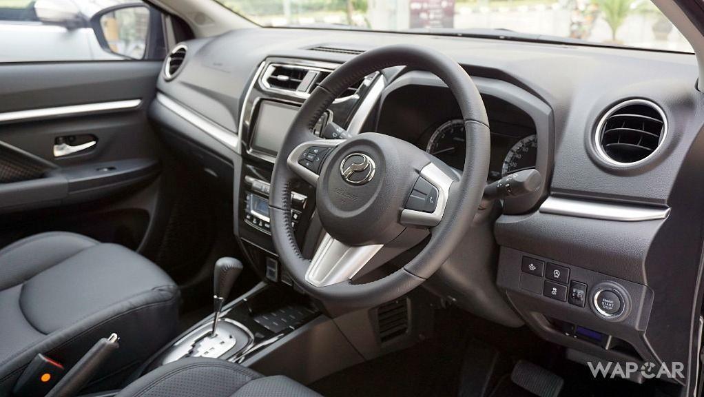 Perodua Aruz (2019) Interior 001