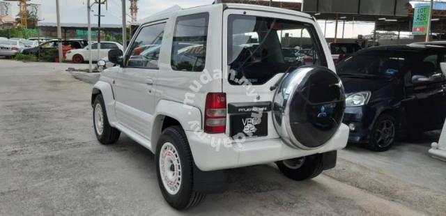 Barang Rare: Apa kata anda tentang Mitsubishi Pajero Mini 700cc? 02