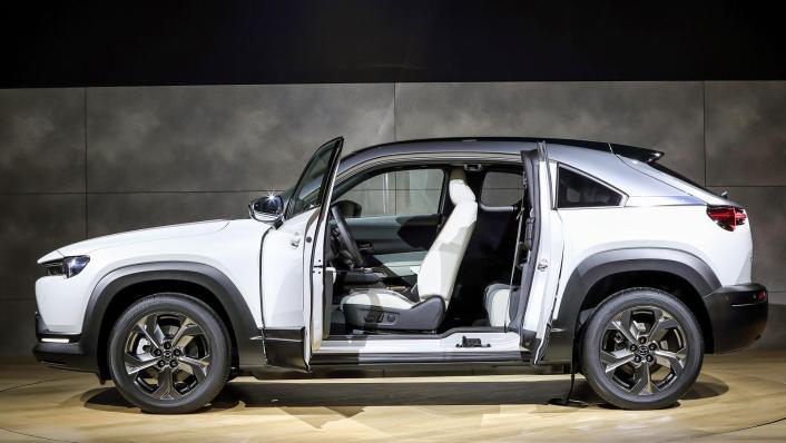 2020 Mazda MX-30 Upcoming version Interior 005