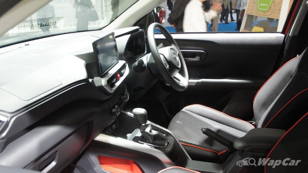 2021 Perodua Ativa Interior 005