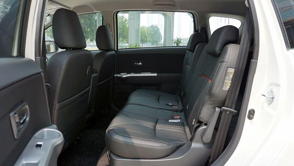 2018 Perodua Alza 1.5 AV AT Interior 031