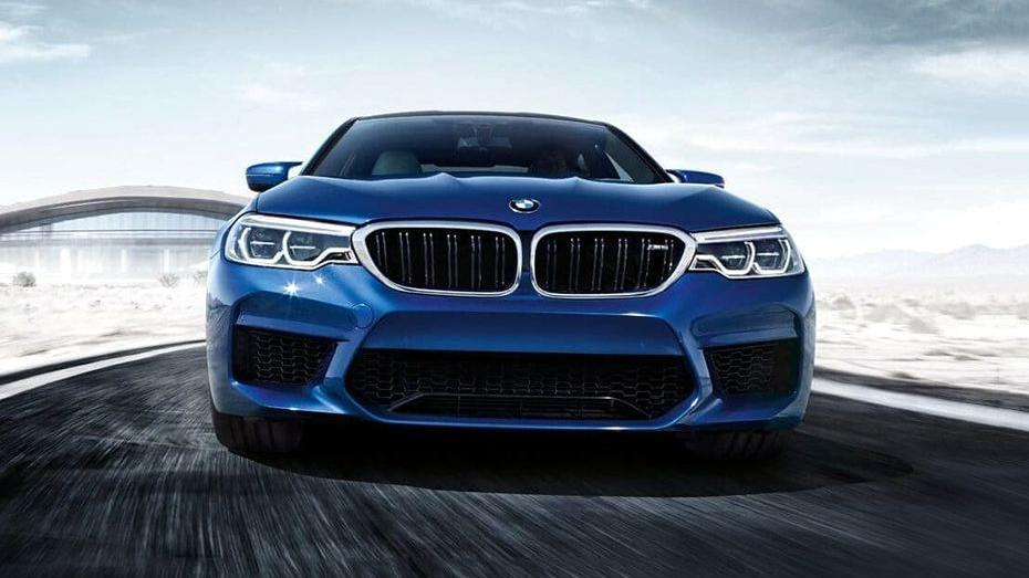 BMW M5 (2019) Exterior 002