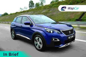 In Brief: Peugeot 3008 – the crossover many overlooked