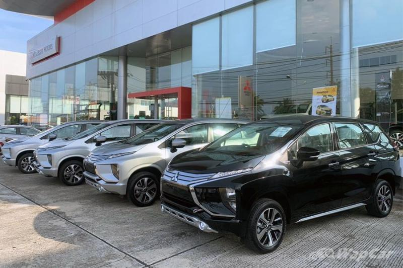 Mitsubishi Xpander accounts nearly 60% of 7-seaters sold in Thailand in Q1 2021 02